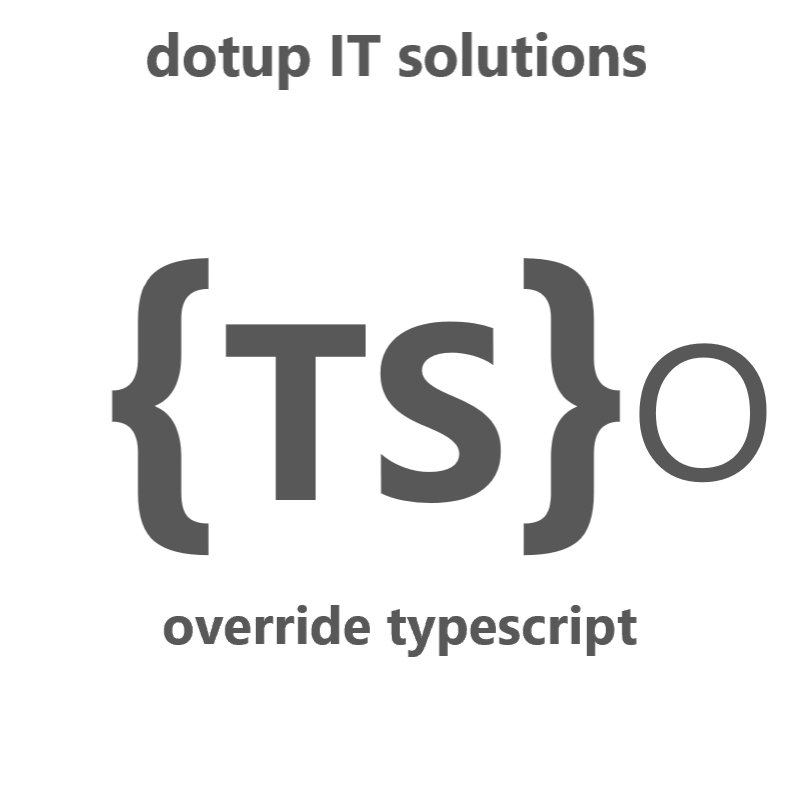Override for typescript - Visual Studio Marketplace